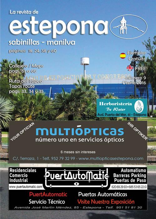 La Revista de Estepona portada 9