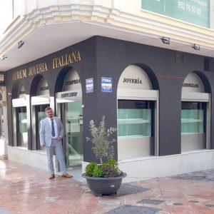 AURUM Compro Oro Estepona
