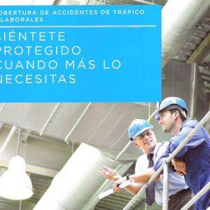 Accidentes laborales seguros médicos en Estepona