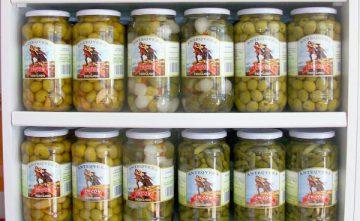 Aceitunas y Encurtidos Comida para llevar en Estepona