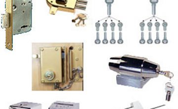 Apertura y montaje de cerraduras. Cerrajero