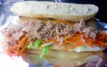 Baguette Vegetal Comida para llevar en Estepona