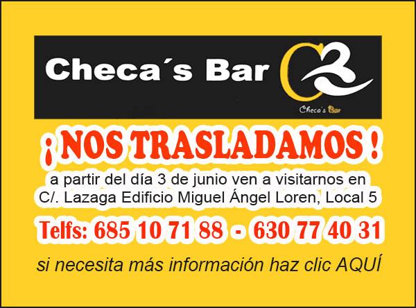 Bar Checas
