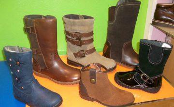 Botas, calzado infantil