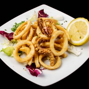 Calamares Fritos en Estepona