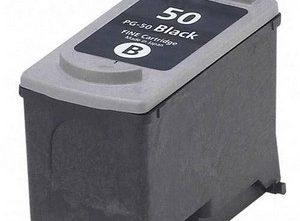 Cartucho Tinta Compatible Canon PG50