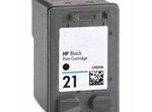 Cartucho de Tinta Compatible HP N 21 negro