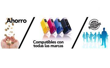 Cartuchos de Tinta Compatibles en Estepona
