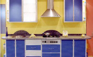 Cocina de Aluminio, muebles de cocina Estepona