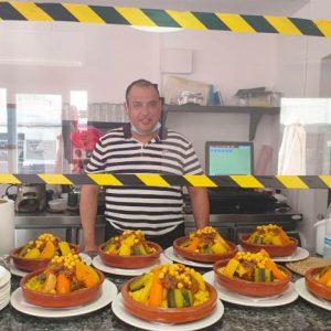 Comida para llevar en Estepona