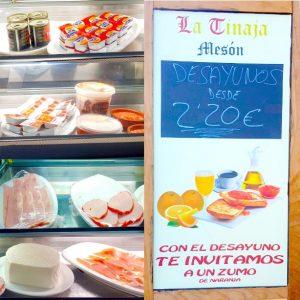 Desayunos Donde Comer en Estepona