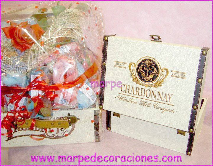 Detalles y regalos para boda