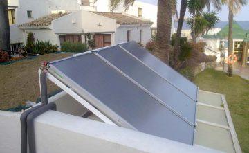 Equipo Solar TERMICOL, para jacuzzi