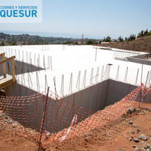 Estructuras y encofrados Construcción en la Costa del Sol