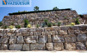 Muros de Piedra Málaga Costa del Sol Marbella