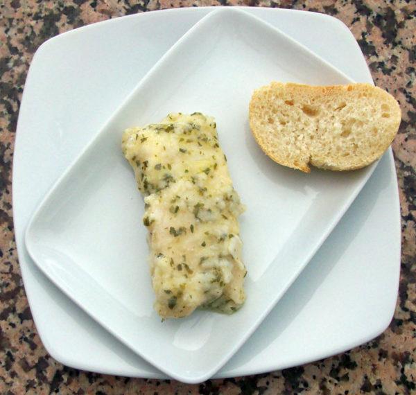 Merluza en salsa verde Comida Casera para llevar en Estepona