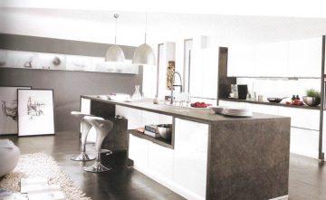 Muebles de cocina, pura elegancia