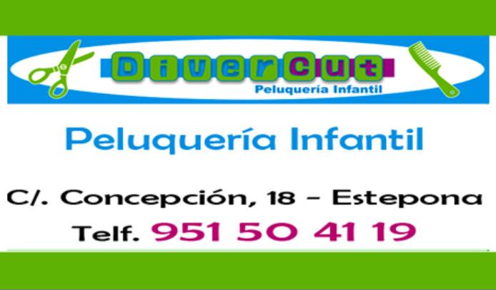 Peluquería infantil DiverCut en Estepona