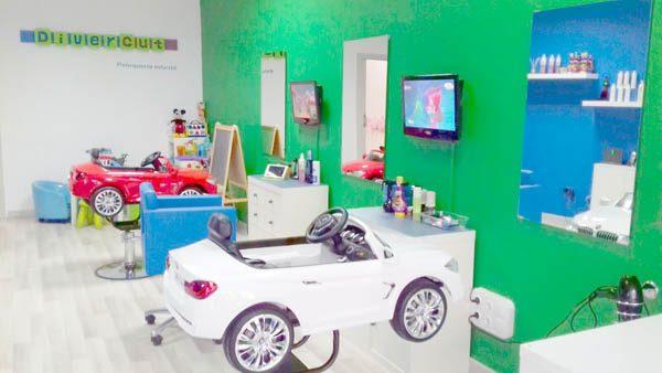 Peluquería para Niños y Adultos en Estepona