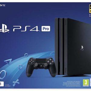 PlayStation 4 Pro Sony 1TB 1000GB Wifi Negro Videoconsola