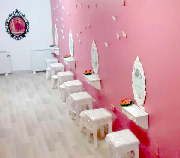 Salón para Celebraciones de Princesas