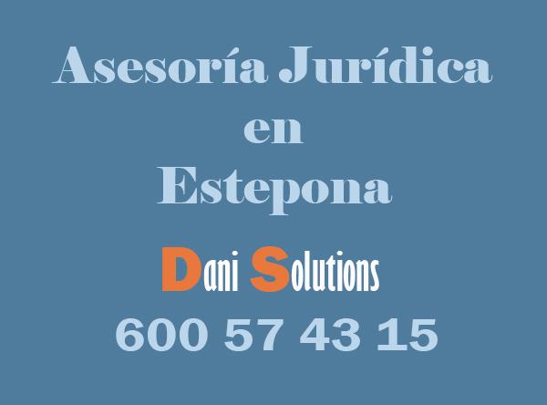 Servicios Jurídicos en Estepona DANI SOLUTIONS