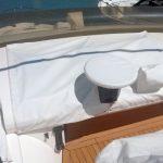 Tapicería náutica, funda Marbella