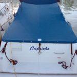 Tapicería náutica, lona fondeo Estepona