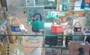 Venta de cerraduras y cilindros Estepona
