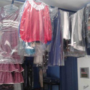 Vestidos de Flamenca Tintorería Lavado en Seco en Estepona
