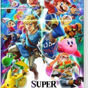 Videojuego Super Smash Bros Ultimate