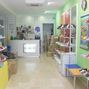 Zapatos para Bebés e Infantil
