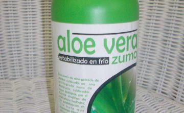 Zumo de Aloe Vera Herboristería en Estepona