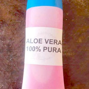 Zumo de Aloe Vera cien por cien