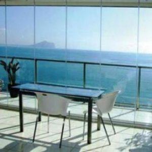 Cristalería Benítez Cierres panorámicos y cortinas de cristal