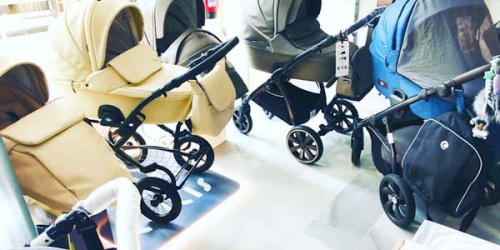 Carritos para Bebés AERO