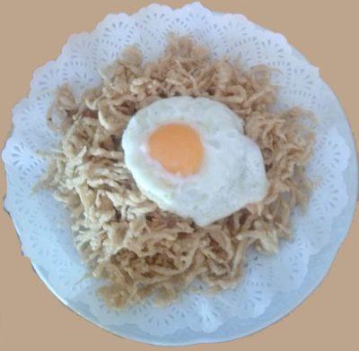 Chanquetes con huevo Restaurante en Estepona