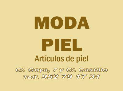 MODA PIEL