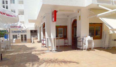 Fachada Bar EL BARRIO
