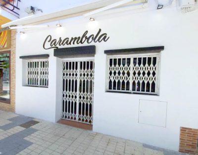 Fachada CARAMBOLA