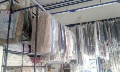 Tintorería trajes y vestidos