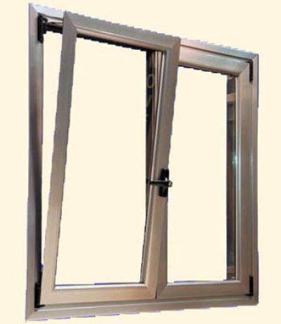 Ventanas de Aluminio y PVC Abatible
