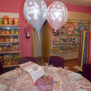 CAPRICHOS MONZA Decoración con globos en Estepona