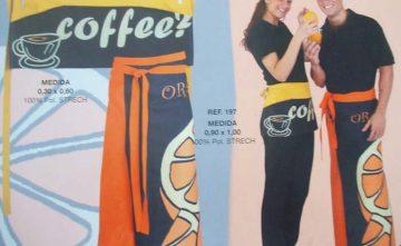 Delantales, uniformes de hostelería en Estepona