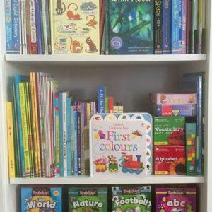 English books in Estepona