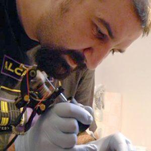 Tatuador en Estepona