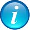información icono