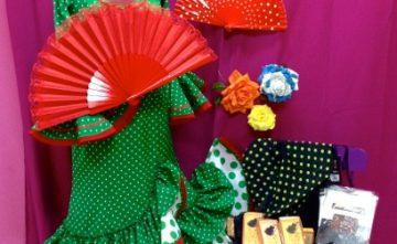 Trajes y Vestidos de flamenca en Estepona