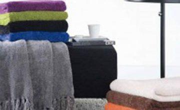 Mantas decorativas para camas y sofás Estepona