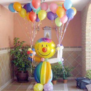 MARPE decoraciones con globos en Estepona
